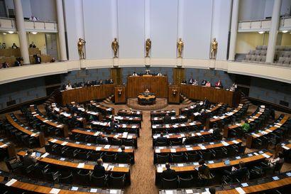 Eduskuntaan kohdistui kyberhyökkäys syksyllä – Krp: Tietoa voitu hankkia vieraan valtion hyödyksi tai Suomen vahingoittamiseksi