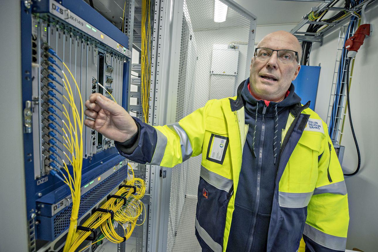 Pohjois-Pohjanmaa on laajakaistatukien ykkönen – nopeiden yhteyksien merkitys on korostunut etätyön lisääntyessä