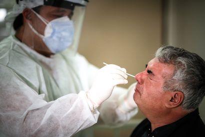 Yhdysvalloissa todettu yli 2,5 miljoonaa koronavirustartuntaa – maailmalla koronakuolemia jo noin puoli miljoonaa
