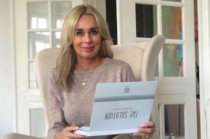 """Silke, 49, testasi kollageenijauhetta toiveissa ryppyjen väheneminen: """" En ollut uskoa silmiäni!"""""""