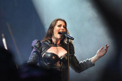 Keikka-arvio: Nightwish esitti Qstockissa hevin ja klassisen musiikin hengästyttävän keitoksen