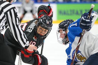 Naisleijonat aloittaa MM-kisat Kanadaa vastaan