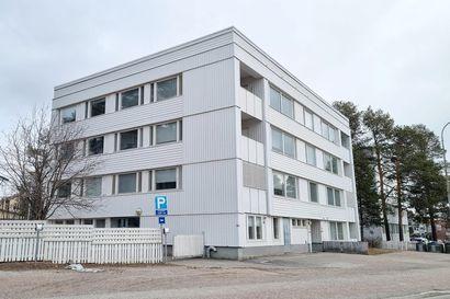 Rovaniemeltä puretaan jälleen yksi vanha kerrostalo: nyt vuorossa Kaartokatu 8