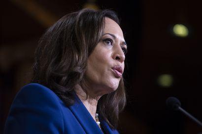 Joe Biden valitsi varapresidenttiehdokkaakseen Kamala Harrisin