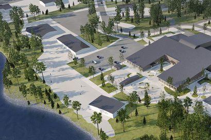 Ranuan monitoimitalon rakentaminen käynnistyi – oppilaat aloittavat uudessa koulussa elokuussa 2022