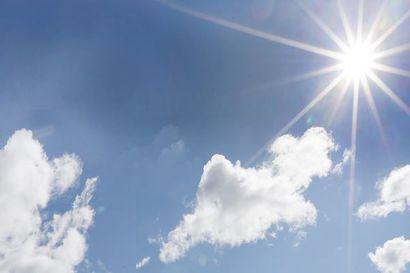 Melkein +30 astetta hellettä – Oulun kesän lämpöennätys meni rikki