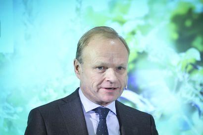 Fortumin Lundmark siirtyy Nokiaan Rajeev Surin tilalle