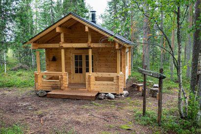 Metsähallitus rakensi Pudasjärven Olvassuon luonnonsuojelualueelle uuden päivätuvan – Sammakoisella vietetään avajaisia lauantaina