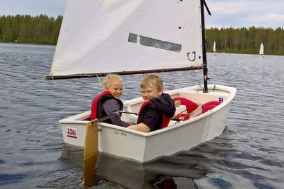 Opparit rantautuivat Oivankiin – tässäpä kiva juttu kokeiltavaksi tänä kesänä