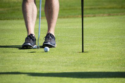 Raahentienoon Golfille tukea lasten ja nuorten harrastustoimintaan – hankinnassa muun muassa uusia välineitä juniorigolffareille