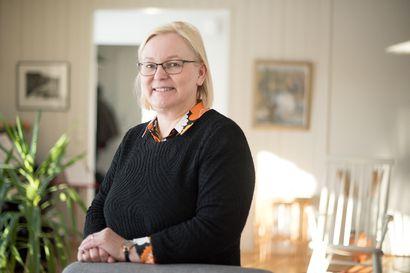 Ulla Parviainen valittiin Epilepsialiiton johtoon