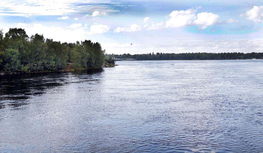 Oulun asuntomessualueeksi on esitetty Hartaanselän rantoja.