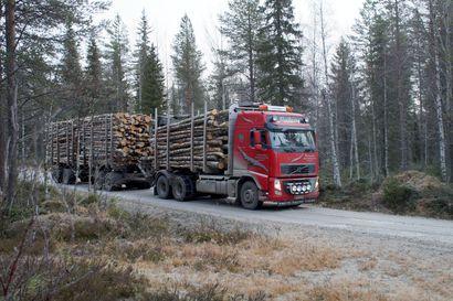 Siltoja ja metsäteitä uusitaan Lapissa – Metsäteitä kunnostetaan Lapissa yli 450 kilometrin matkalla, uutta metsätietä rakentuu yli sadan kilometrin verran