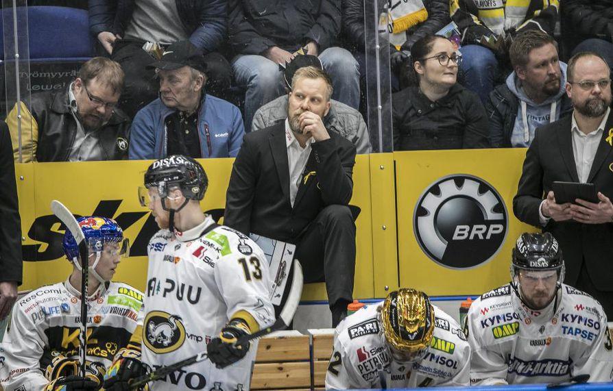 Oulun Kärpät pelaa Mestarien liigassa E-lohkossa.