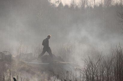Ikäviä otsikoita jo monta viikkoa: Kulotus ja roskien poltto karkaa käsistä turhan usein – Jos on pakko polttaa, lue ensin nämä ohjeet