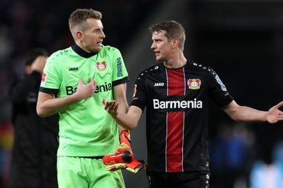 Hradeckyn Leverkusen kohtaa Eurooppa-liigassa Porton - Mestarien liigassa Real Madrid kohtaa Manchester Cityn, Atletico Madrid Liverpoolin