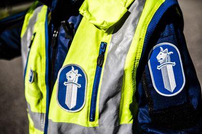 Juopunut kuski ja kova ylinopeus aiheuttivat poliisille tehtäviä Meri-Lapissa