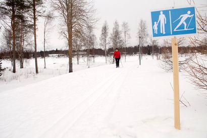 Kaupunki kannustaa kävelemään: Liiku ihmeessä – Pudasjärvellä! -kampanjassa kerätään yhdessä kilometrejä