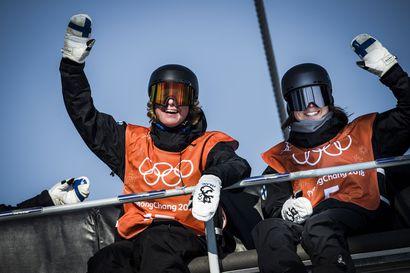 Rene Rinnekangas nousi miesten slopestylen MM-pronssille – Enni Rukajärvi jäi niukasti neljänneksi naisten kilpailussa