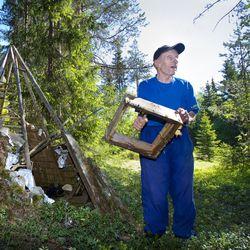 Simo sai tuntuvan perintöpotin lapsiin käytettäväksi – hiihtomies Paavo Halonen muistetaan vaatimattomana ikiliikkujana