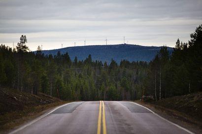 Ilmatieteenlaitos: Tuulivoimaa kannattaisi rakentaa Pohjois-Lappiin tuotantovarmuuden parantamiseksi