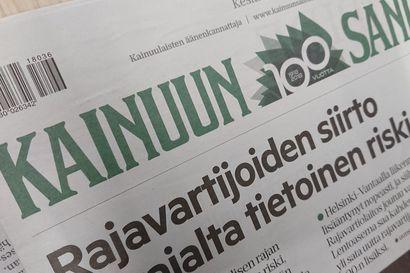 KPK Yhtiöt Oyj ostaa Suomalainen Lehtipaino Oy:n osake-enemmistön – Kainuun Sanomat ja liuta muita lehtiä vaihtaa omistajaa