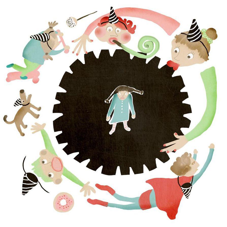Stressi vaikuttaa lapsen tunnetaitoihin, eli lapsen kykyyn käsitellä ja säädellä tunteitaan. Stressaantunut lapsi kokee tunteita herkemmin ja voimakkaammin: pienikin vastoinkäyminen itkettää ja pettymys raivostuttaa.