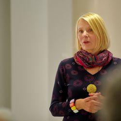 Sandra-näytelmä liikutti –Heidi Köngäs tapasi raahelaisyleisönsä