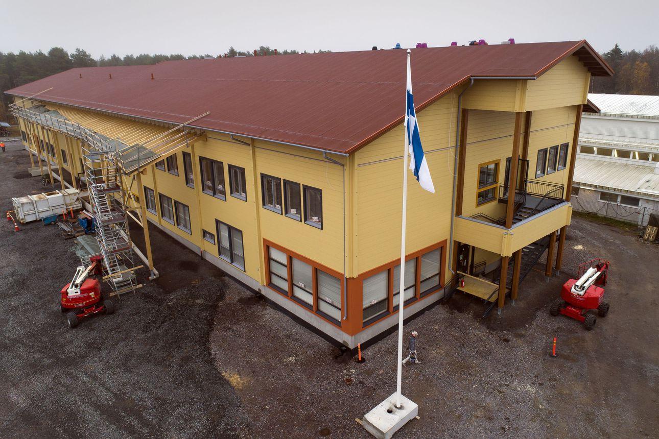 Saaren koulukeskus