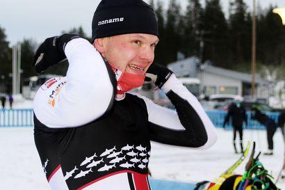 Heiskanen ja Häkämies Kirintövaaran ykköset - Posiolla kilpahiihtokauden päättää sunnuntaina yli 150 hiihtäjää