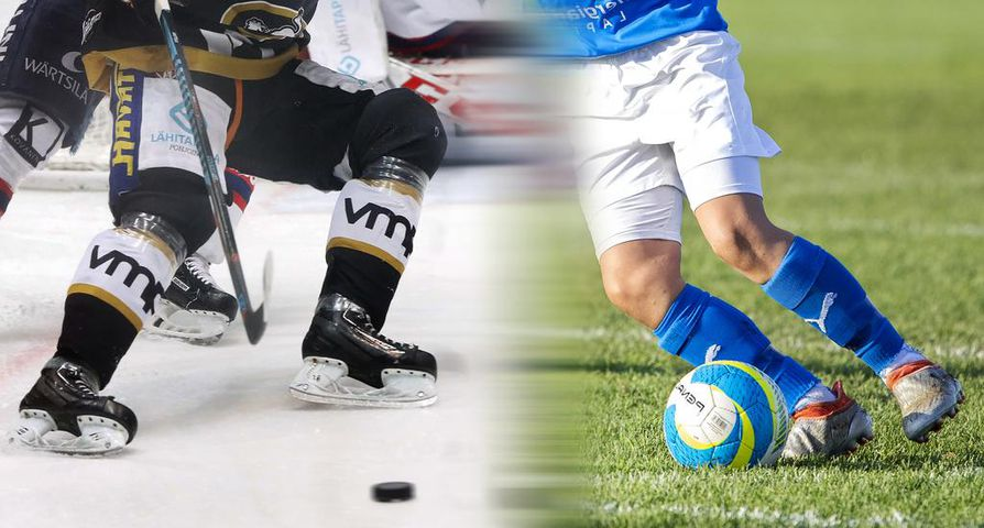 Oululainen mies on esiintynyt Kärppien kumppanuusmyyjänä. Sama nimi ja samat yhteystiedot tulevat esiin myös Oulu Football Cup -junioriturnauksen järjestäjän kohdalla.