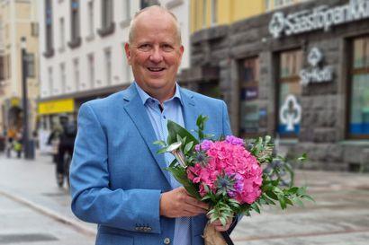 """Liminkalaisesta toimitusjohtaja Aki Keisusta 36. Rotuvaari – """"Minusta Oulun keskusta on mahdollisuuksia täynnä, jokaisen tulisi tehdä osansa eikä vain odottaa tulevaa"""""""