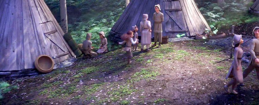 Elokuvan julkaistuista trailereista voi nähdä, että saamelaisen kulttuurin vaikutus on ilmeinen.