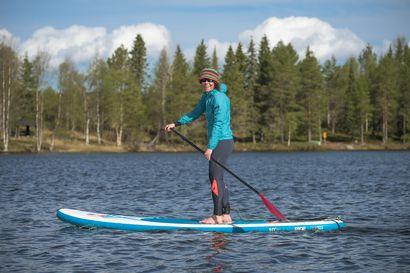 Outdoor Passion Finland ja MunPolku saivat ympäristösertifikaatit - Lotta Sandvik halusi näyttää, että pienikin voi olla vastuullinen