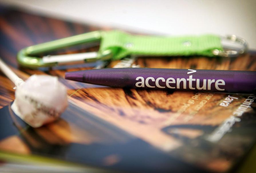 Accenture kertoo yt-neuvottelujen tuloksesta tiistaina.