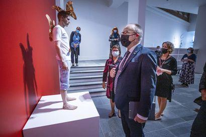 """Päättäjät jalkautuivat Luuppiin, kansanedustaja kehuu lasten ja nuorten ideoiden huomioimista – """"Yksi ratkaiseva tekijä siinä, miksi Oulu voitti vahvat kilpailijansa"""""""