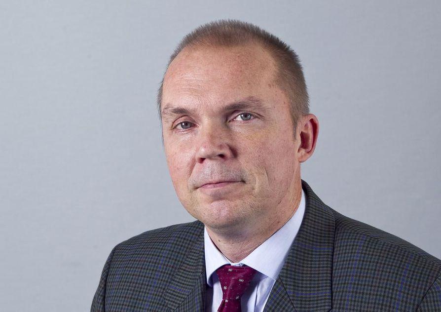 Markku Mantila aloittaa yksikönpäällikön tehtävässä elokuussa.