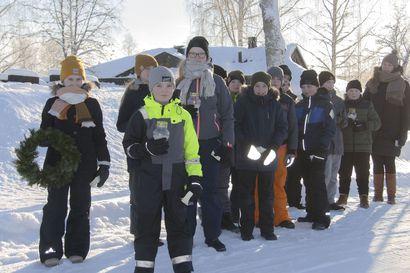 Maaherra Erkki Haukipuro syntyi sata vuotta sitten – Merijärvellä muisteltiin suurmiestä