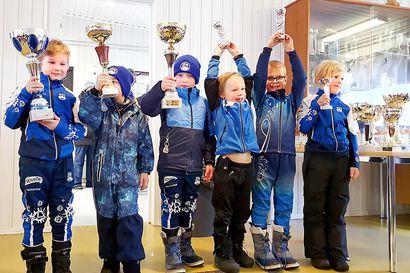 Musti-cupin suosio yllätti Lapin hiihtoväen - nuorten kilpailusarjaa on tarkoitus laajentaa ensi talvena naapurimaihin