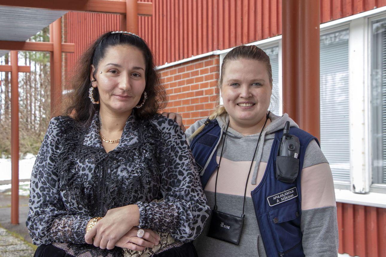 Kestilän vankila muuttui rauhallisemmaksi, kun vangeiksi jäi pelkkiä naisia – seitsemättä kertaa vankilassa oleva Teresa kertoo löytäneensä viimein motivaation suorittaa peruskoulu loppuun