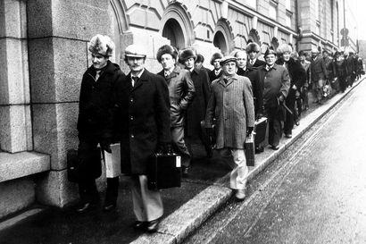 Valtiolta tukea Karvalakkioopperalle: Ooppera kertoo Kemijoen valjastamisesta ja lappilaisten marssista oikeusministeriöön vuonna 1979
