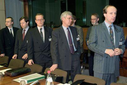 Etelä uhkaa viedä pohjoisesta aluekehitysrahaa – Näin niistä väännettiin EU-jäsenyysneuvotteluissa vuonna 1994
