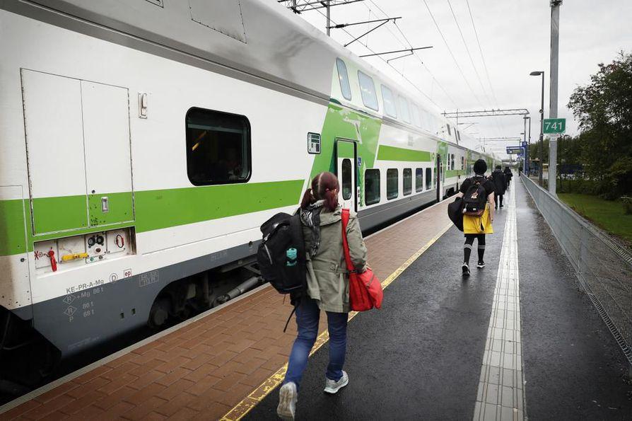 Syyskuussa kotimaan kaukoliikenteessä tehtiin yli miljoona matkaa. Eniten matkustus kasvoi Helsingin ja Oulun välillä.