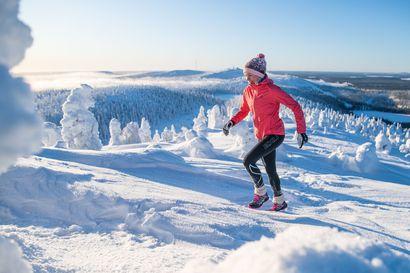 """""""Minä puuskutin menemään kuin astmainen aasi nelinkontin"""" - Liisa Ronkainen muistelee pahinta juoksukokemustaan: Nyt hän juoksee talvisin Valtavaaralla, kannustaa yhteisölliseen juoksemiseen ja suunnittelee polkujuoksukursseja keväälle"""