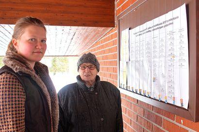 Elsalla on äänestyskokemusta jo 56 kerralta – Johanna äänesti ensimmäisen kerran viime sunnuntaina