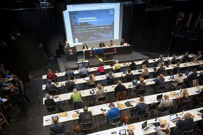 Kaupungin korkein valta vaihtuu kuun vaihteessa–Oulun uusi kaupunginvaltuusto kokoontuu ensimmäisen kerran kahden viikon päästä