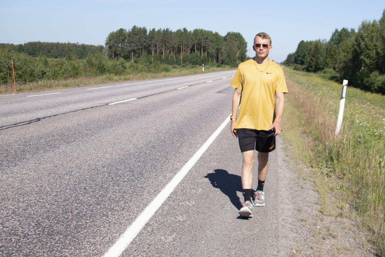 Moni haluaa nyt kävellä pitkää matkaa – Reissutempaukset suuntautuvat usein Lappiin, koska se mahdollistaa pisimmät reitit
