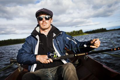 """Jasper Pääkkönen: """"Pelkään, että hallitusohjelman vaelluskalatavoitteet ovat kuivumassa kasaan"""""""