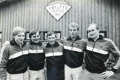 Inarin Yritys on liikuttanut 70 vuotta – hiihto on juhlivan seuran keulakuva, mutta vireää toimintaa on myös yleisurheilussa ja maastopyöräilyssä
