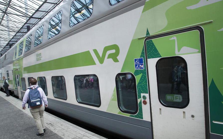 Oulun ja Helsingin välille tulee lisää junayhteyksiä joulukuun alussa.